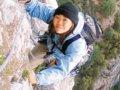 美华裔女博士攀岩坠亡校友震惊 网上留言寄哀思