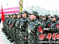 兴平成立专业新万博手机版登录应急救援队 属咸阳地区首家
