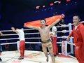 中国选手一回合速胜,WKG&M-1综合格斗赛深圳站收官